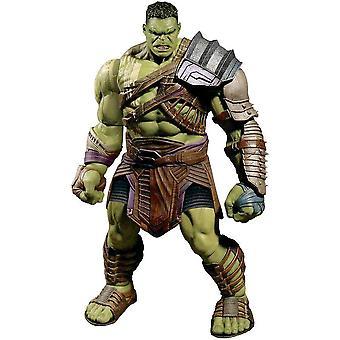 Thor Ragnarok een: 12 actie figuur Hulk gedetailleerde actiefiguur gemaakt van kunststof. Fabrikant: MEZCO.