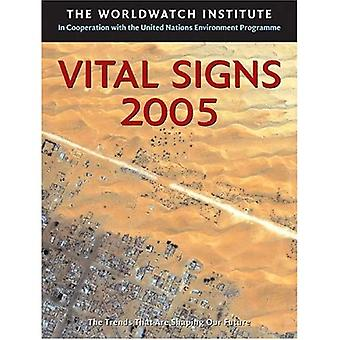 Vital Signs 2005 (Vital Signs: The Environmental Trends That Are Shaping Our Future (Paperback))