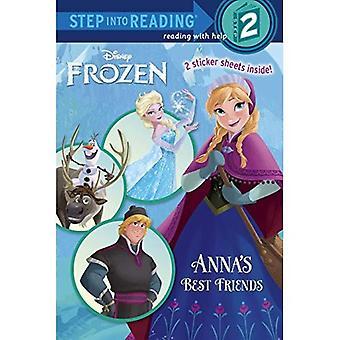 Anna's beste vrienden (bevroren (Random House))