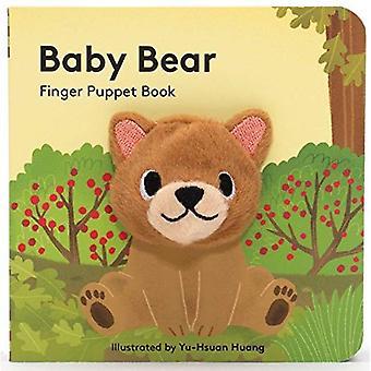 Bébé ours: Finger Puppet Book (petit doigt marionnettes livres)