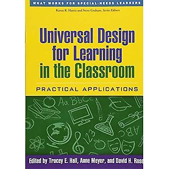 Universell Design för lärande i klassrummet: praktiska tillämpningar (vad som fungerar för särskilda behov elever)