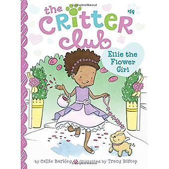 Ellie the Flower Girl (Critter Club)