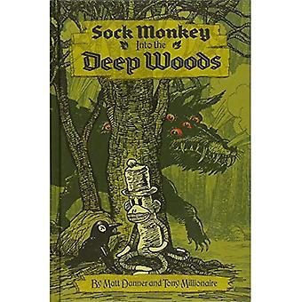 Sock Monkey: dans la forêt profonde