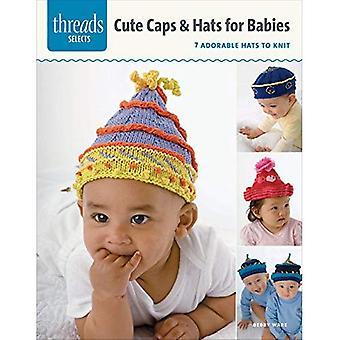 Casquettes & chapeaux pour bébés: 7 adorables chapeaux à tricoter (Threads sélectionne)