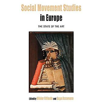 Social Movement Studies in Europe