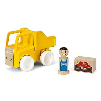 BRIO My Home Town - Dump Truck and Load