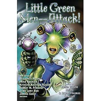 Petits hommes verts--attaque!