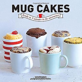 Mugg tårtor: Klar fem minuter i mikron