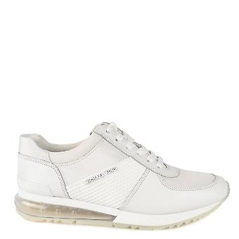 MICHAEL by Michael Kors Allie Extreme Optic White Mesh Trainer