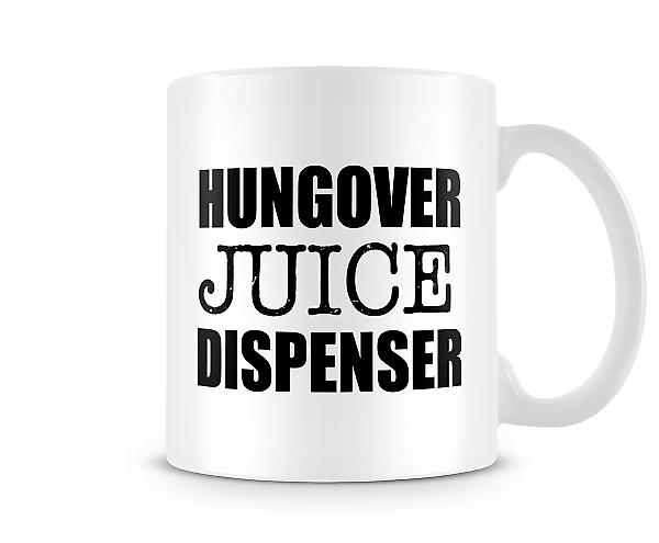 Hangover Juice Dispenser Mug