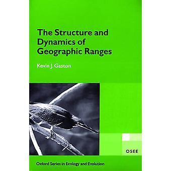 構造とガストン ・ ケビン j. によって地理的な範囲の Osee のダイナ ミックス