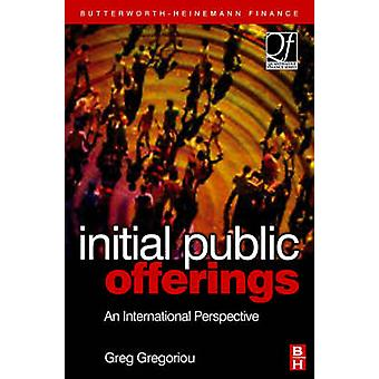 Initial Public Offerings IPO by Gregoriou