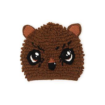 Dolce E Gabbana Brown Wool Hat