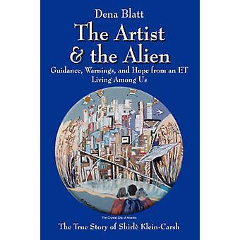 De kunstenaar en de vreemdeling door Blatt & Dena