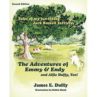 Les aventures d'Emmy et Endy et Alfie Duffy trop de Duffy & James E.