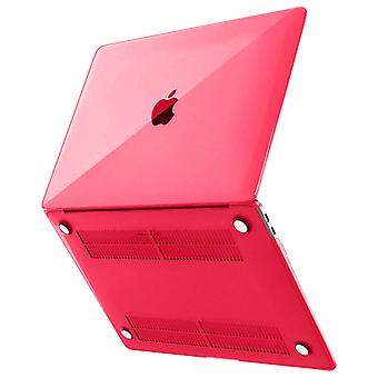 Case for MacBook Air 13'' 2017 Red Shockproof Polycarbonate Protection