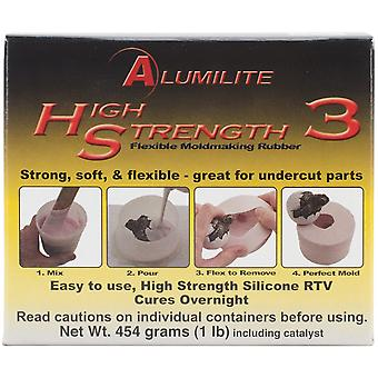 Alumilite hoher Stärke 3 Liquid Formenbau Kautschuk 1lb-rosa