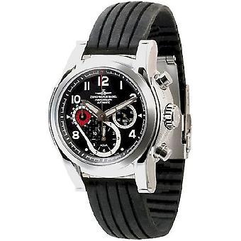 Zeno-watch reloj cockpit Chrono edición limitada 2739TH-3-b1