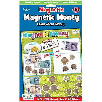 Fiesta Crafts Magnetic Money