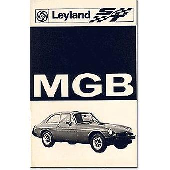 MG MGB Tourer and GT Tuning - Owners' Handbook - 9780948207051 Book