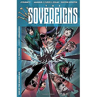 Sovereigns End Of The Golden Age Tp - 9781524105594 Book