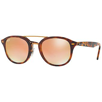 Ray - Ban RB2183 brown/yellow copper mirrored gradient scale