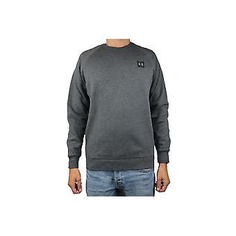 Under Armour Rival Fleece Crew 1320738-020 Mens sweatshirt
