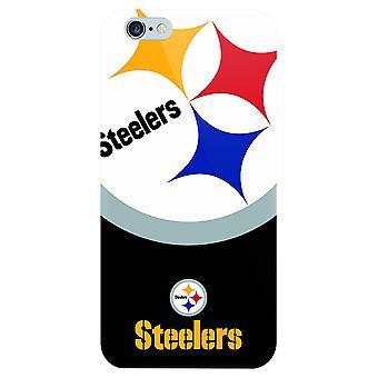 Mizco Sports NFL Oversized Snapback TPU Case for Apple iPhone 6  / 6S  (Pittsbur
