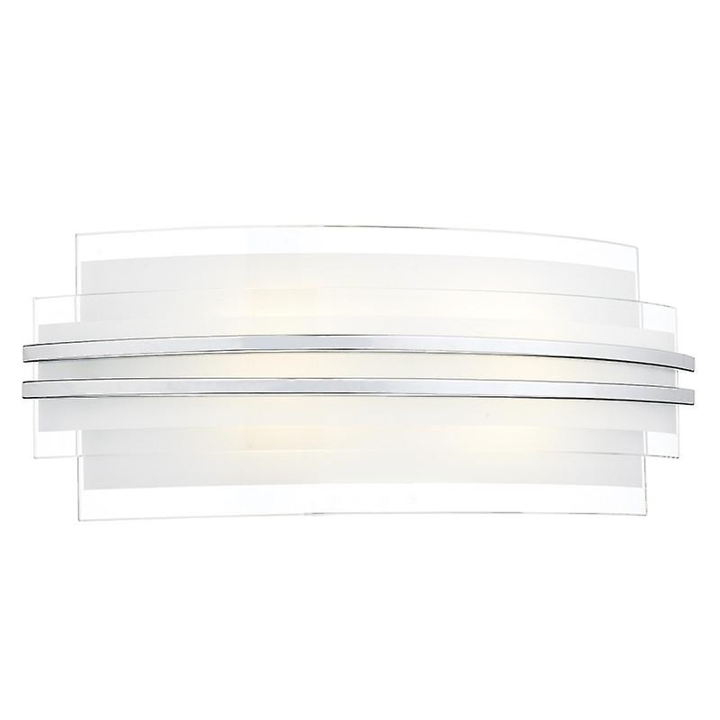 Sector Double Trim Led Wall Bracket grand