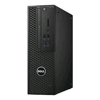 Estación de trabajo de precisión T3420 de Dell i7-7700 3.6 ghz ram 8gb-hdd 1,000 gb-win 10 prof black (fg3g6)