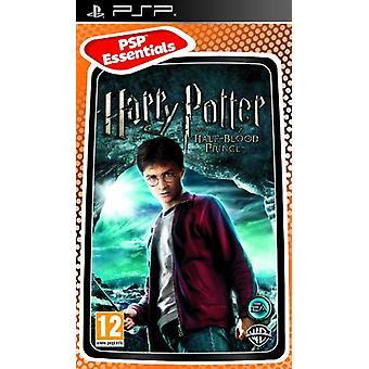Harry Potter et le Prince de Sang-Mêlé PSP [Playstation Portable] - Factory Sealed