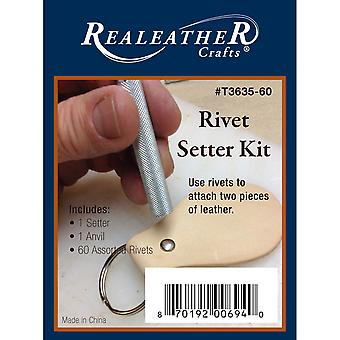 Rivet Setter Kit Nickel T3635 60