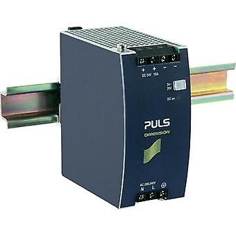 Rail mounted PSU (DIN) PULS DIMENSION CS10.244 24 Vdc 10 A 240 W 1 x