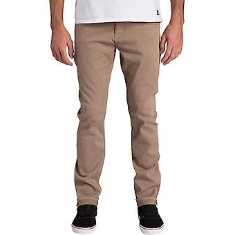 Slim Outsider Slim Leg Trousers
