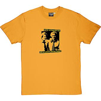 The Sweeney Men's T-Shirt