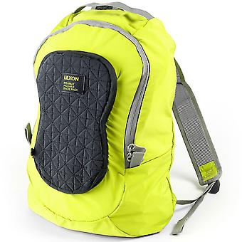 Lexon Peanut Yellow Fold Away Back Pack