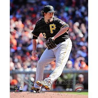 Joel Hanrahan 2012 Action Sports Photo