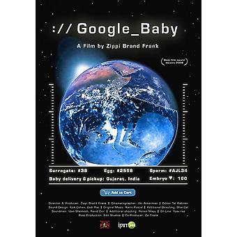 Google Baby Movie Poster Print (27 x 40)