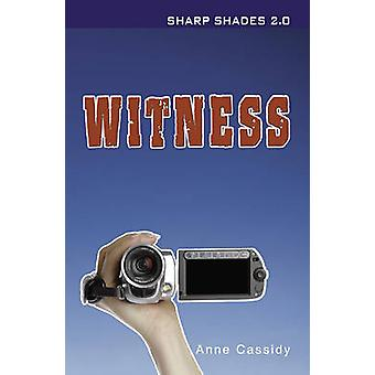 Witness 9781781272329 by Anne Cassidy