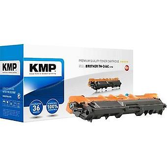 KMP Toner cartridge replaced Brother TN-246C Compatible Cyan 2200 pages B-T58