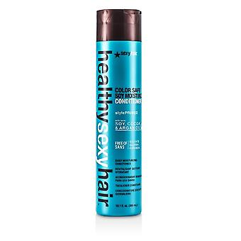 Sexy Hair conceptos saludables Sexy Hair Color acondicionador hidratante diario seguro soja 300ml / 10.1 oz