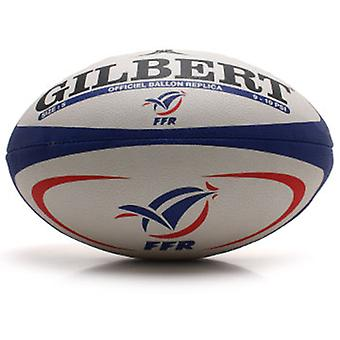 Gilbert France offizielle Replikat-Rugby-Ball