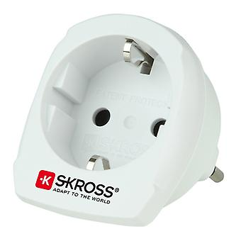 Skross Electricity Adapter Italy