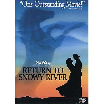 Return to Snowy River [DVD] USA import