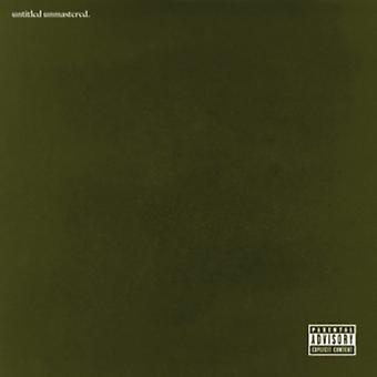 untitled unmastered by Kendrick Lamar