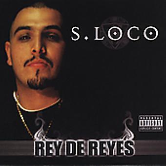 Sporty Loco - Rey De Reyes [CD] USA importerer