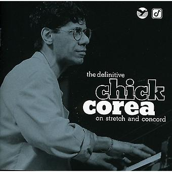 Chick Corea - slutgiltiga Chick Corea på Stretch & Concord [CD] USA import