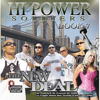 Hi Power Soldiers - Book Seven: The New Deal [CD] USA import
