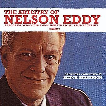 Nelson Eddy - The Artistry of Nelson Eddy [CD] USA import