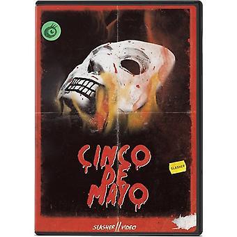 Cinco De Mayo [DVD] USA importerer